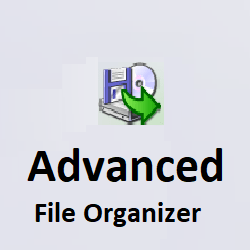 Advanced File Organizer 3.01 with Crack Download