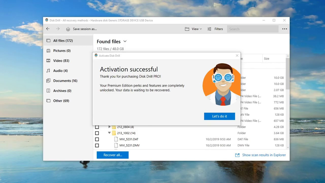 Disk Drill Pro 2020 Crack & Activation Code Free Download {Mac+Windows}