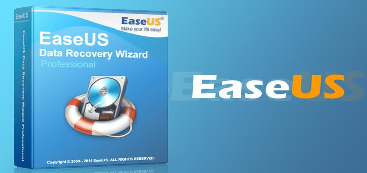 EASEUS Data Recovery Wizard 14.0 Crack + Serial Key [2021]
