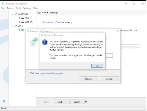Auslogics File Recovery 10.1.0.1 Crack With Keygen Download 2021