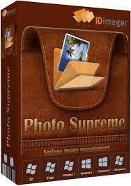 IDimager Photo Supreme 6.4.1.3888 With Crack Download